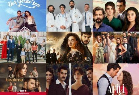 Рейтинги турецких сериалов с 21.10 - 27.10 2019