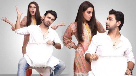 Пакистанский сериал: Слушай любовь / Suno Chanda (2018)