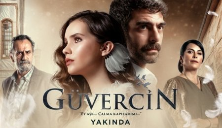 Турецкий сериал: Голубка / Guvercin (2019)