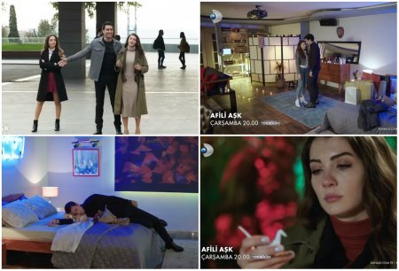 Любовь напоказ / Afili Ask – 22 серия, описание и фото