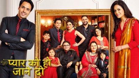 Индийский сериал: Пусть будет любовь / Pyaar Ko Ho Jaane Do (2015)