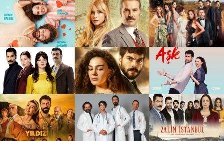 Рейтинги турецких сериалов с 11.11 - 17.11 2019