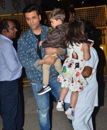 Абхишек Баччан и Айшвария Рай Баччан празднуют день рождения дочери в кругу болливудских звезд
