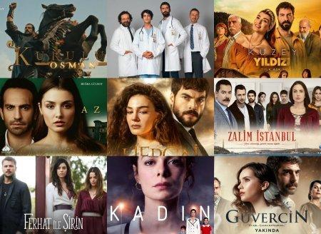 Рейтинги турецких сериалов с 18.11 - 24.11 2019