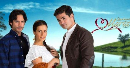 Мексиканский сериал: Просто Мария / Simplemente María (2015)