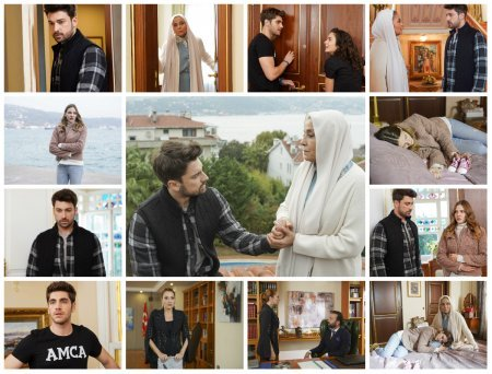 Не отпускай мою руку / Elimi Birakma – 57 серия, описание и фото