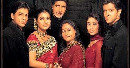 """Индийский фильм """"И в печали, и в радости"""" отмечает 18-летие"""