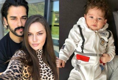 У красивых родителей родился красивый ребенок