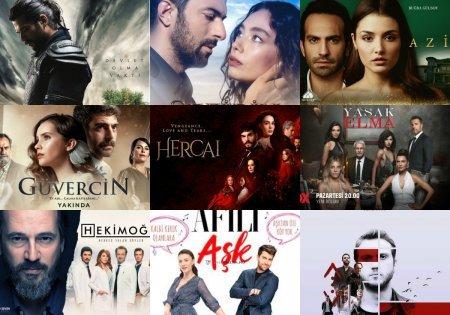 Рейтинги турецких сериалов с 16.12 - 22.12 2019