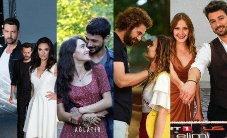 Турецкие сериалы, покидающие экраны до конца декабря