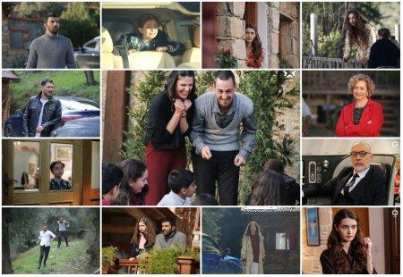 Дочь посла / Sefirin Kizi – 2 серия, описание и фото