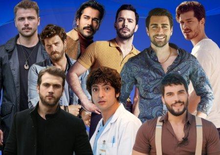 Лучший турецкий актер 2019 года