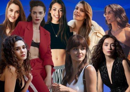 Лучшая турецкая актриса 2019 года