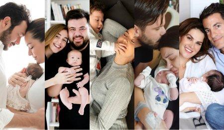 Турецкие звезды, ставшие родителями в 2019 году