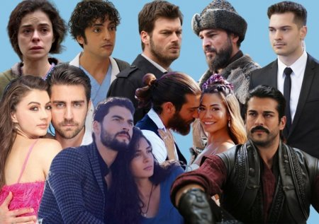 Лучший турецкий сериал 2019 года