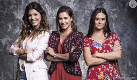 Бразильский сериал: Спасайся, если сможешь / Salve-se Quem Puder (2020)