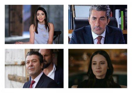 Турецкий сериал: Если любовь позовет / Gel Dese Ask (2020)