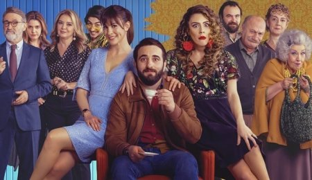Турецкий фильм: Зять Айкут / Aykut Eniste (2019)