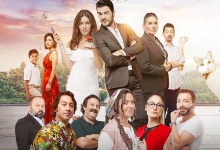 Турецкий фильм: Будет, если суждено / Nasipse Olur (2020)
