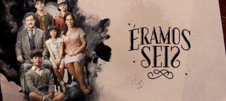 Бразильский сериал: Нас было шестеро / Eramos Seis (2019)