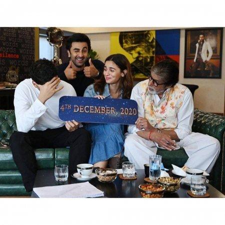 Хорошая новость для поклонников Ранбира Капура и Алии Бхатт