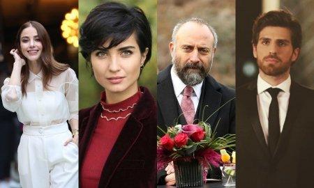 Первые проекты турецких звезд