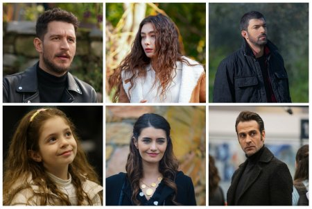 Дочь посла / Sefirin Kizi – 8 серия, описание и фото