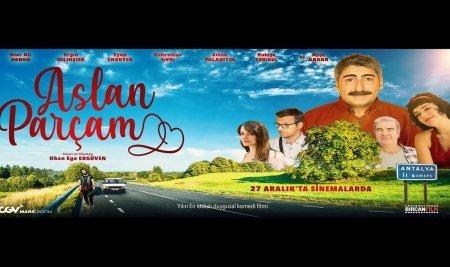 Турецкий фильм: Мой львенок / Aslan Parcam (2019)