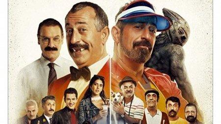 Турецкий фильм: Черная комедия / Karakomik Filmler (2019)