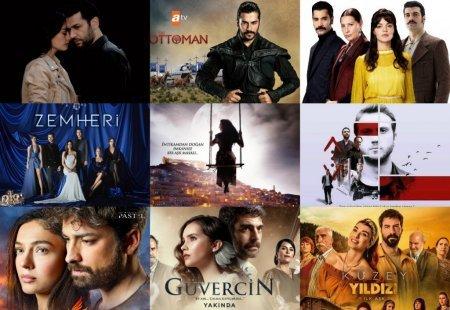 Рейтинги турецких сериалов с 17.02 - 23.02 2020