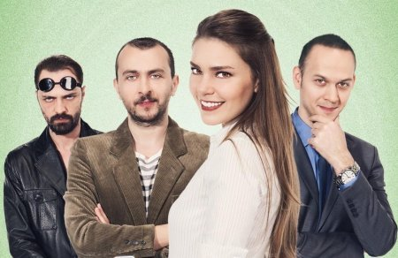 Турецкий сериал: Будь счастлива, этого достаточно / Mutlu Ol Yeter (2015)