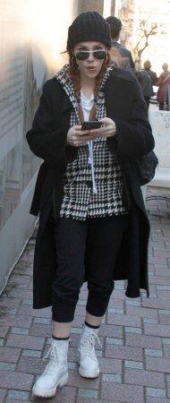 Эльчин Сангу привлекла к себе внимание своим стилем