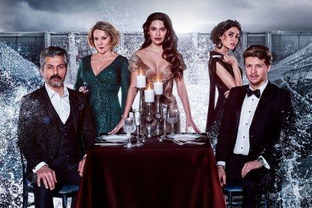 Турецкий сериал: Плотина / Baraj (2020)