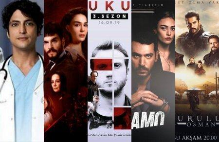 Новые серии каких турецких сериалов будут транслироваться