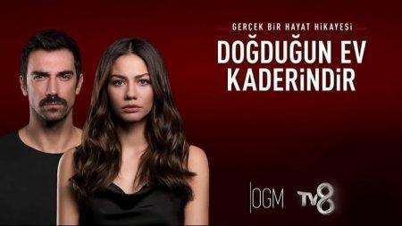 Турецкий сериал: Дом, в котором ты родился – твоя судьба / Dogdugun Ev Kaderindir (2019)