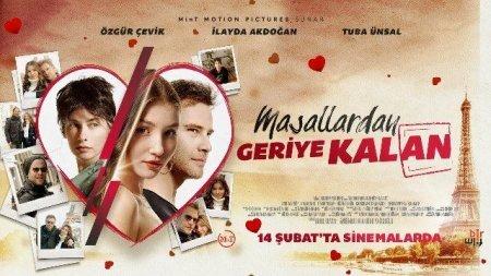 Турецкий фильм: Оставшаяся от сказок / Masallardan Geriye Kalan (2020)