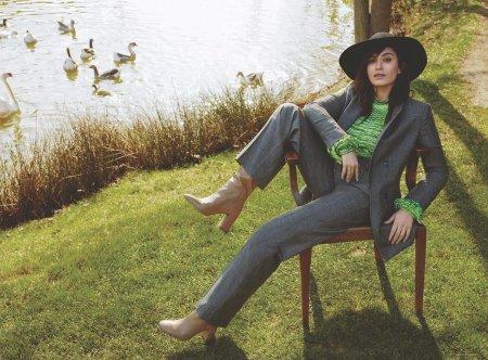 Ханде Догандемир была арестована на съемках своего первого сериала