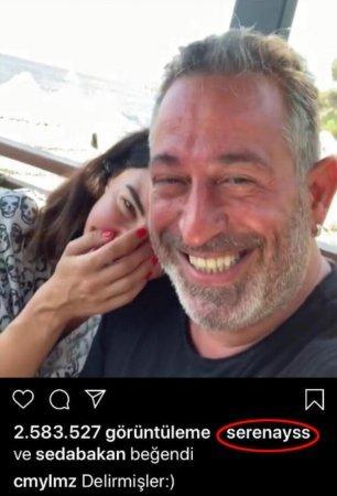 Серенай Сарыкая и Джем Йылмаз поженятся