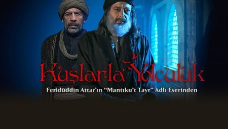 Турецкий сериал: Путешествие с птицами / Kuslarla Yolculuk (2020)