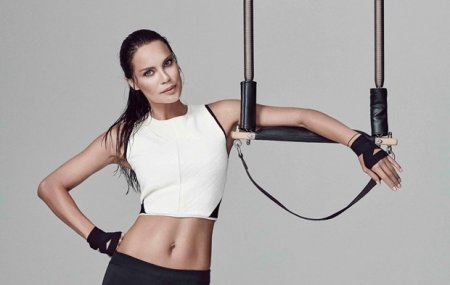 Биография: Эбру Шаллы / Ebru Salli – турецкая топ-модель и актриса