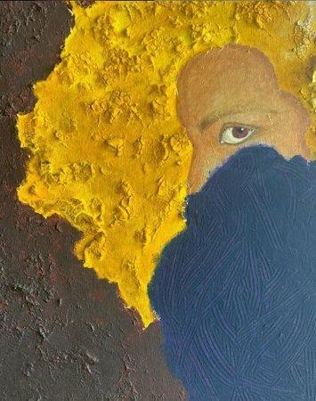 Картина Тубы Бюйюкюстюн отправилась в Италию