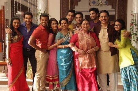 Индийский сериал: Моя семья – Мои друзья / Tum Hi Ho Bandhu Sakha Tumhi (2015)
