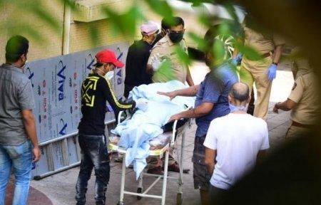 Сушант Сингх Раджпут покончил с собой
