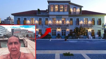 Хакан Меричлилер купил отель