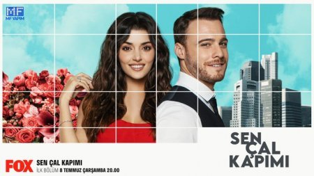Турецкий сериал: Постучись в мою дверь / Sen Cal Kapimi (2020)