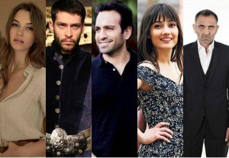 Турецкий сериал: Божественный порядок / Nizami Alem (2020)
