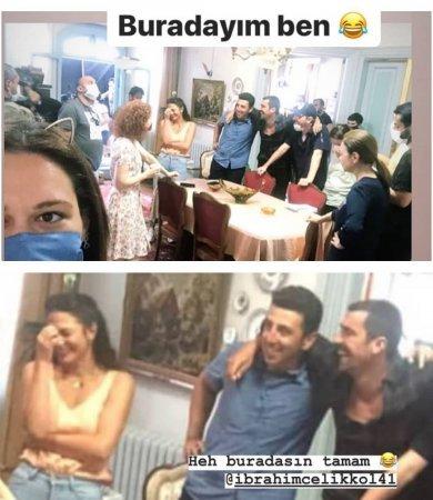 Ибрагим Челиккол устроил скандал на съемках сериала