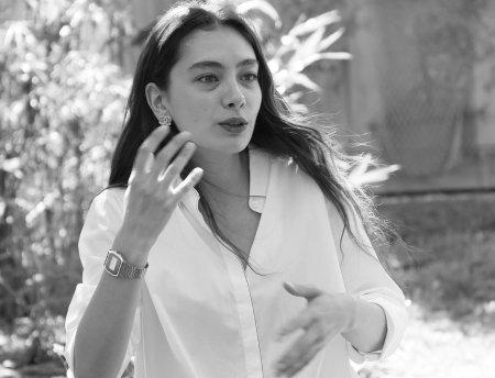 Интервью Неслихан Атагюль американскому телеканалу
