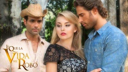 Мексиканский сериал: То, что жизнь у меня украла / Lo que la vida me robo (2013)