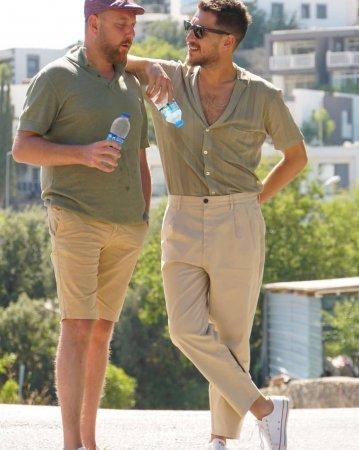 Ураз Кайгылароглу крепко дружит с режиссером «Дочери посла»